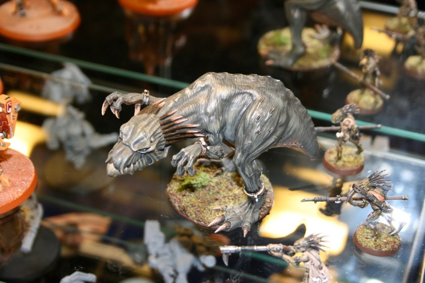 Great Knarloc from the Forgeworld Displays.