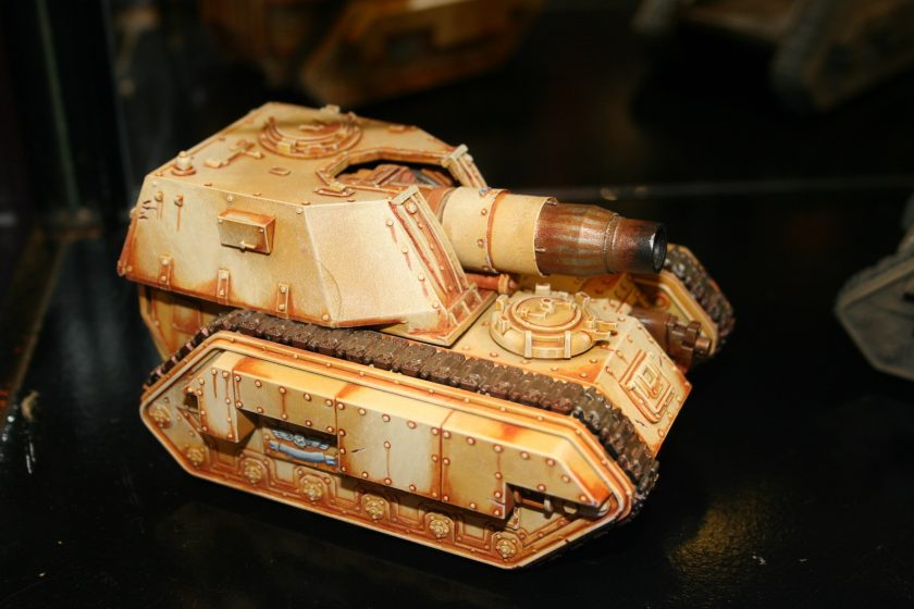 Armoured Medusa