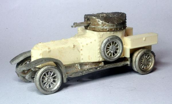 Rolls Royce Armoured Car