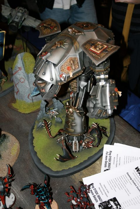 Grey Knights Titan