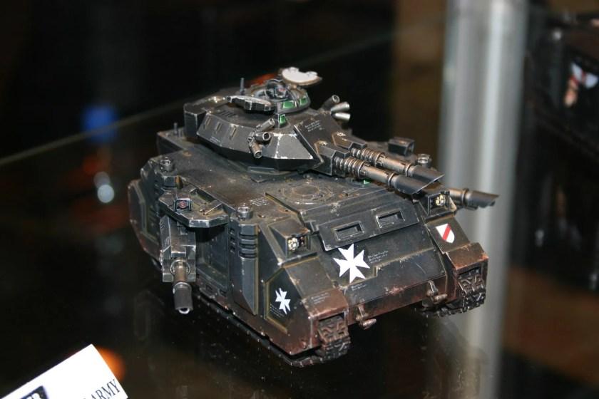 Black Templars Predator