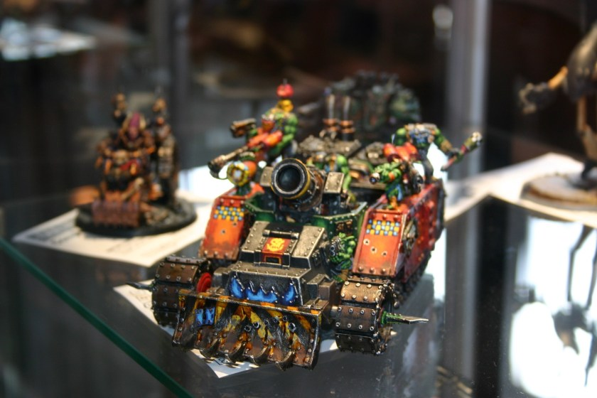 Forge World Ork Gunwagon with Lobba