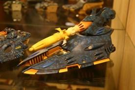 Older design of the Eldar Cobra.