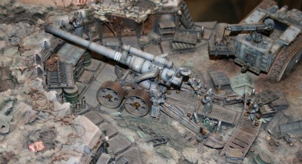Earthshaker Cannon