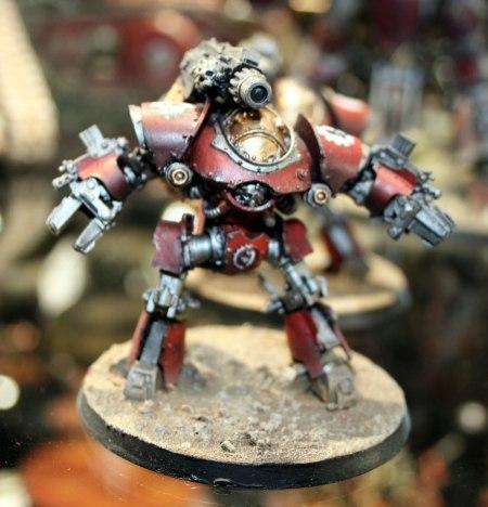 Mechanicum Castellax Battle-Automata