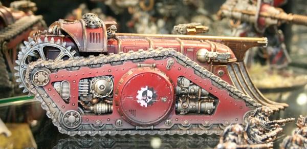 Mechanicum Triaros Armoured Conveyer