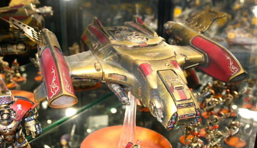 Legio Custodes Orion Assault Dropship