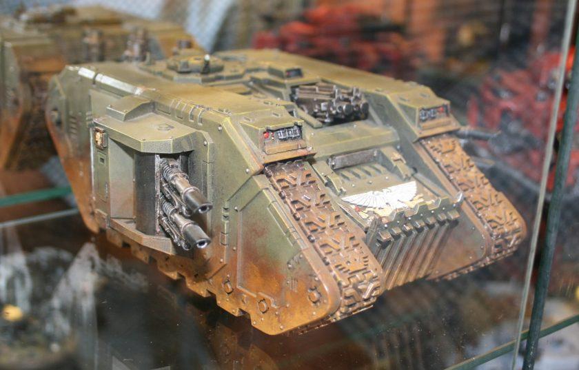 Forgeworld Land Raider MkIIb