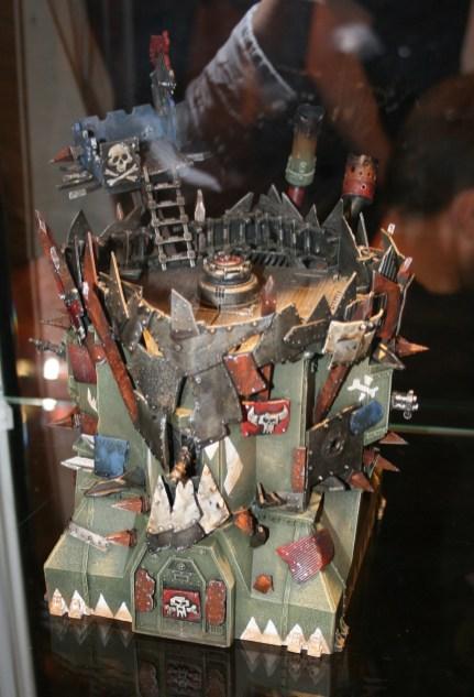 Ork converted Bastion