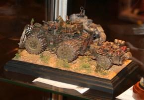 Grot Armoured Car