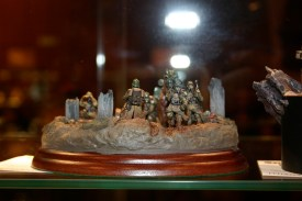 Death Korps of Krieg, a Golden Demon entry.
