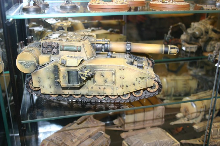 Shadowsword from the Forgeworld Displays.