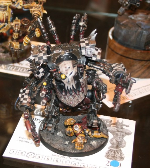Deff Dread from GamesDay 2010.