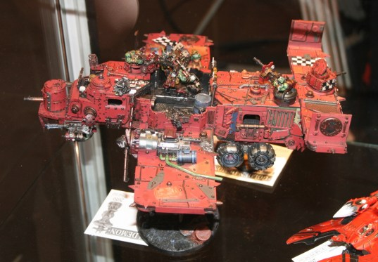Heavy Ork Bommer from GamesDay 2010.
