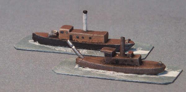 Confederate Gunboat