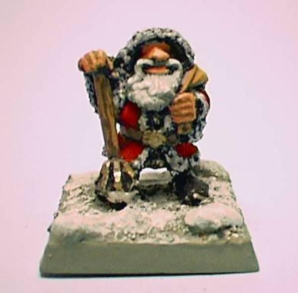 LE Dwarf Santa