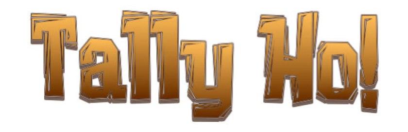 Tally Ho! Logo