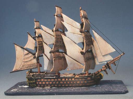 British 100 Gun Ship of the Line