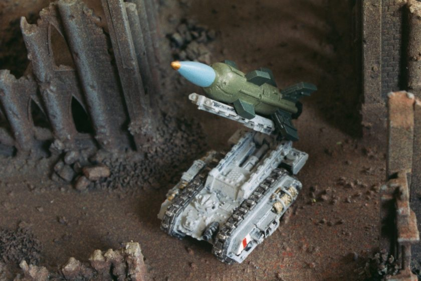 Epic Deathstrike Missile Launcher