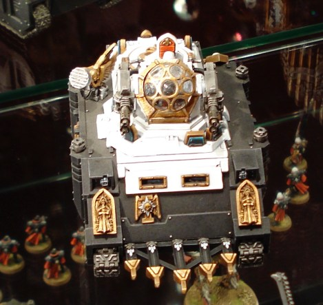 Immolator at Warhammer World
