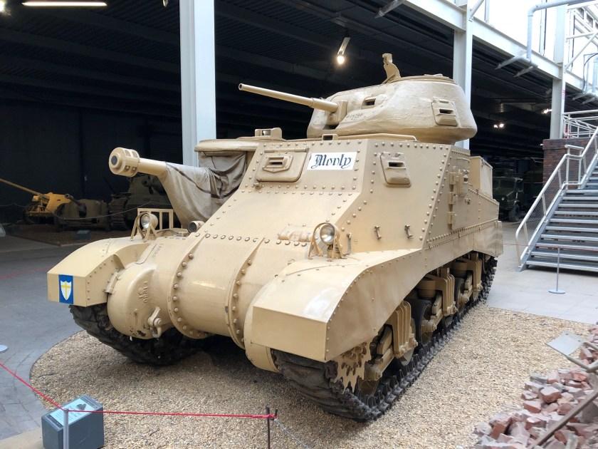 M3A5 General Grant II (Monty's)