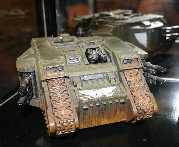 Land Raider MkIIb
