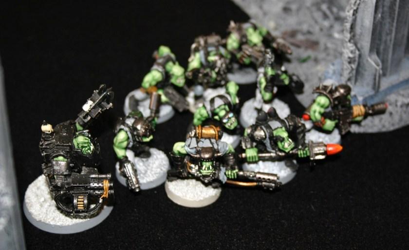 Ork Shooty Boyz