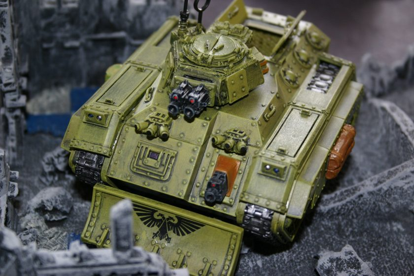 Imperial Guard Chimera