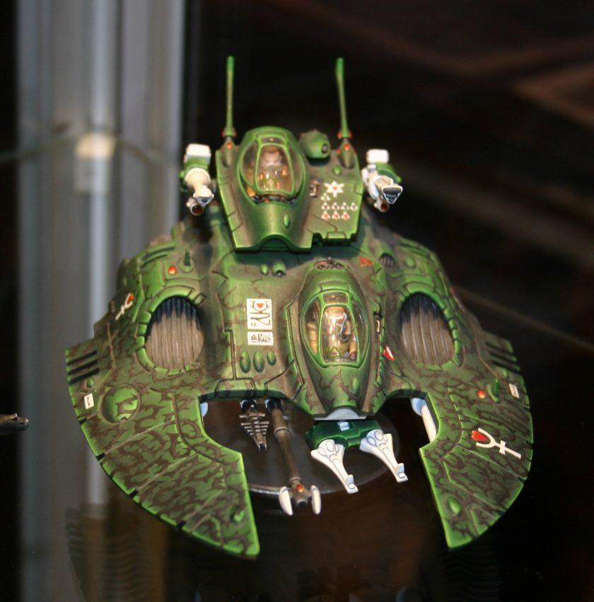 Falcon Grav Tank