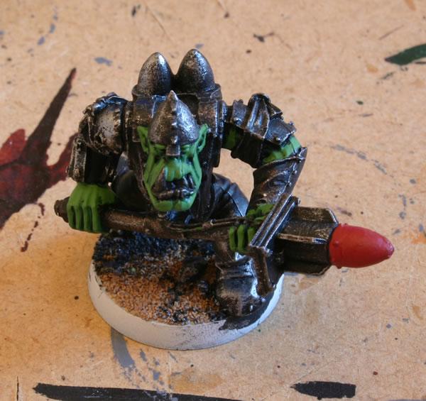 Ork with Rokkit Launcha