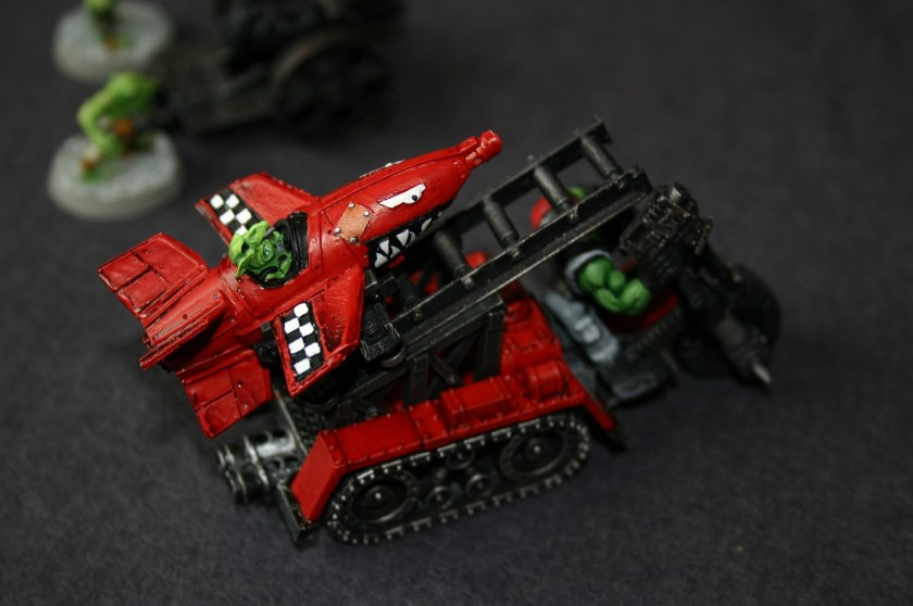Grot Bomb Launcha