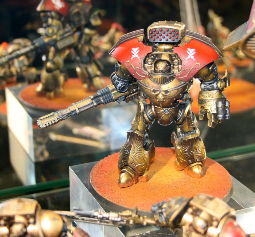 Legio Custodes Telemon Heavy Dreadnought