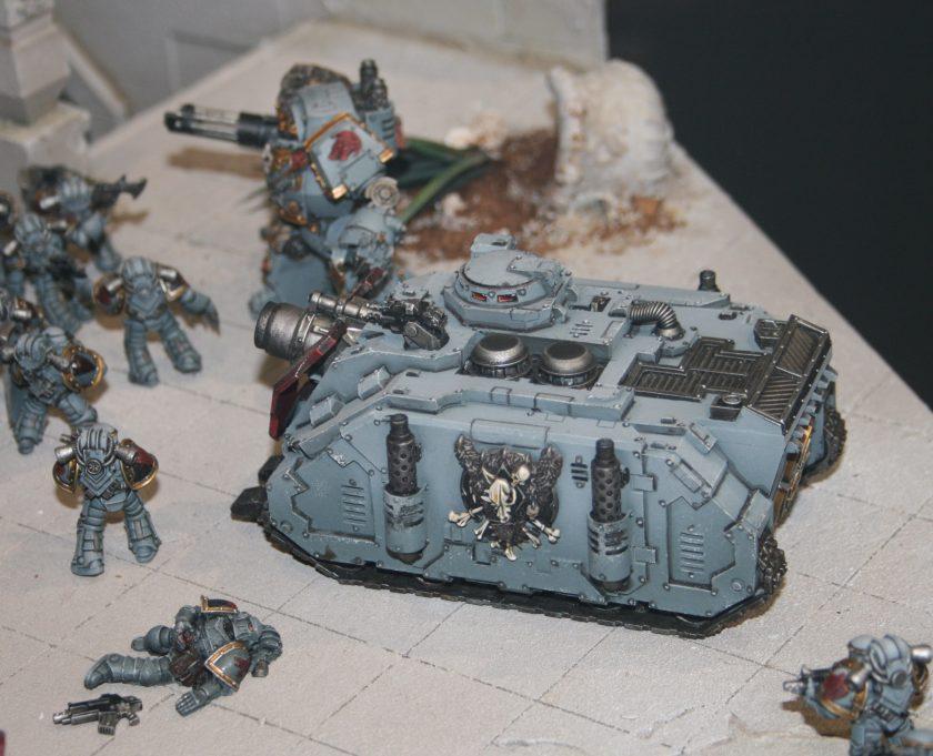 Space Wolves Legion Vindicator