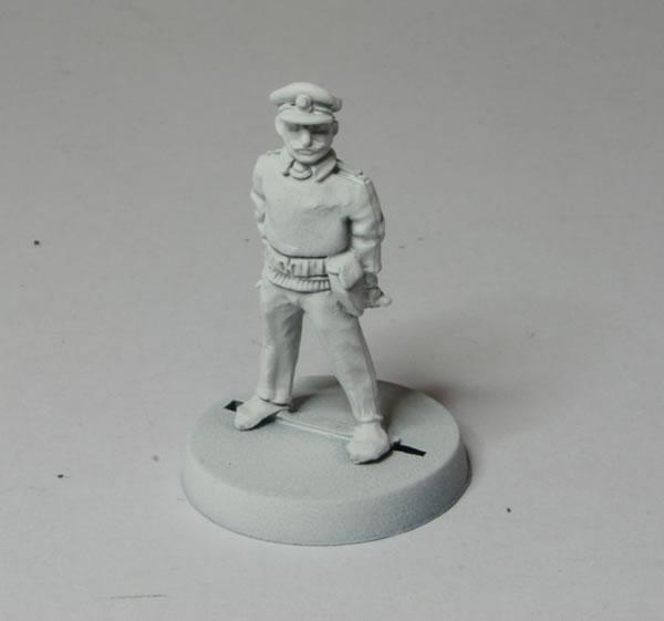 Brigadier Lethbridge-Stewart of UNIT