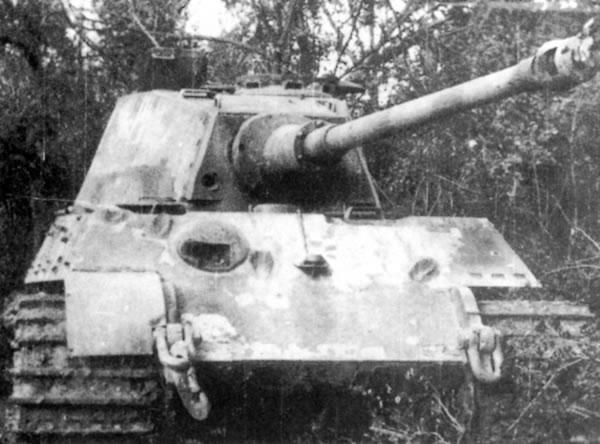 German Tiger II - Königstiger