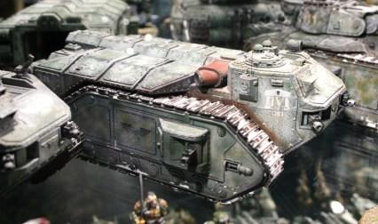 Crassus Armoured Assault Transport