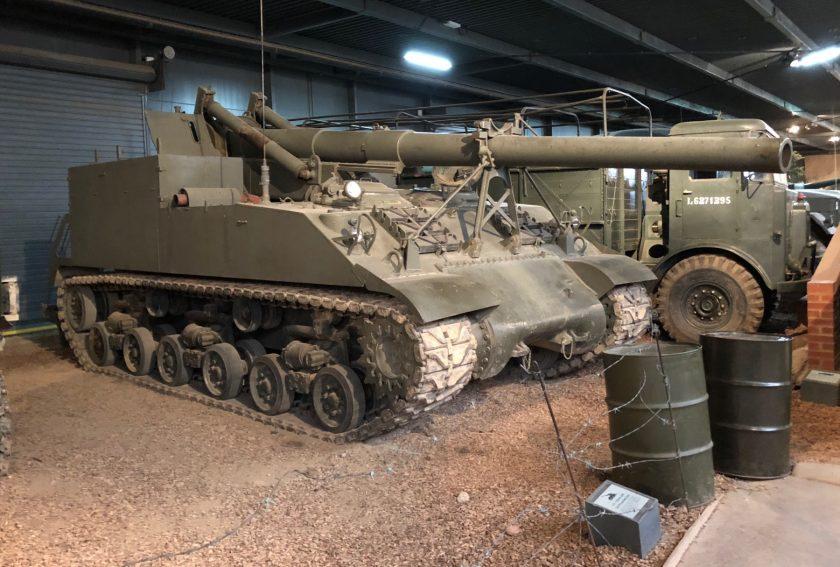 M40 Gun Motor Carriage (Self Propelled Gun)