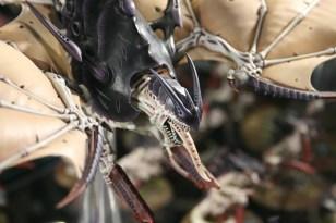 Tyranid Harpy at Warhammer World
