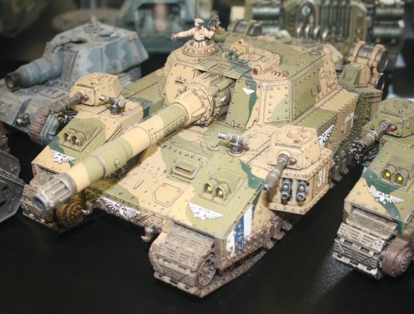 Imperial Shadowsword Super Heavy Tank