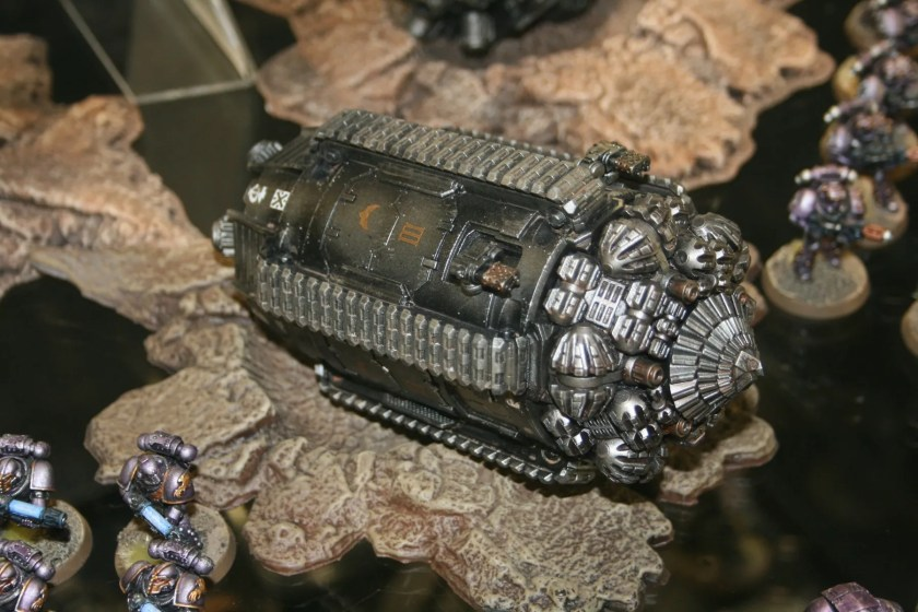 Terrax Pattern Termite Assault Drill at Warhammer World