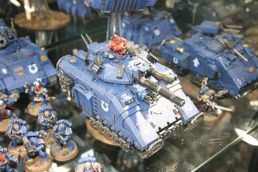 Ultramarines Primaris Repulsor
