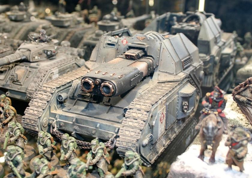 Forge World Macharius Omega at Warhammer World
