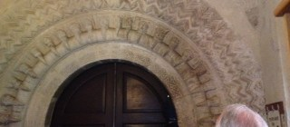 Living Stones volunteers visited St Peter in the East