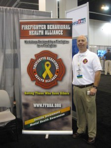 Jeff Dill holds a Masters Degree in Counseling, is a Licensed Professional Counselor, and is currently a Captain at Palatine Rural Fire Protection District in Inverness, Illinois. He founded FBHA in 2011 to educate fire fighters and fire officers on suicide awareness and prevention and travels the country discussing the data collected on the number of firefighters and EMS personnel who tragically have taken their lives.