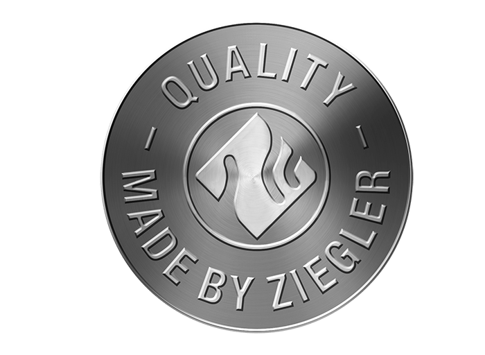 ZIEGLER - Security with seal and signature