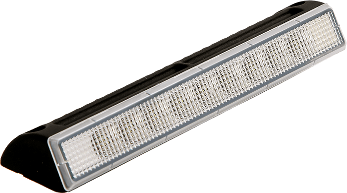 The small size of LED lightsources enables precision optical control of scene lighting even in compact housings.