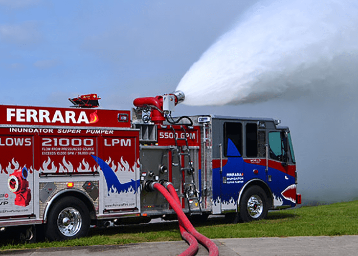 US Fire Pump – The Next Generation of Industrial Fire ...