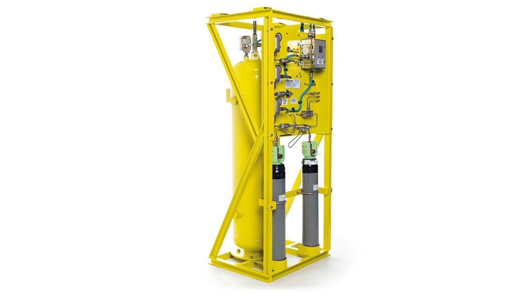 Floatafoam is a fully automatic foam delivery system.