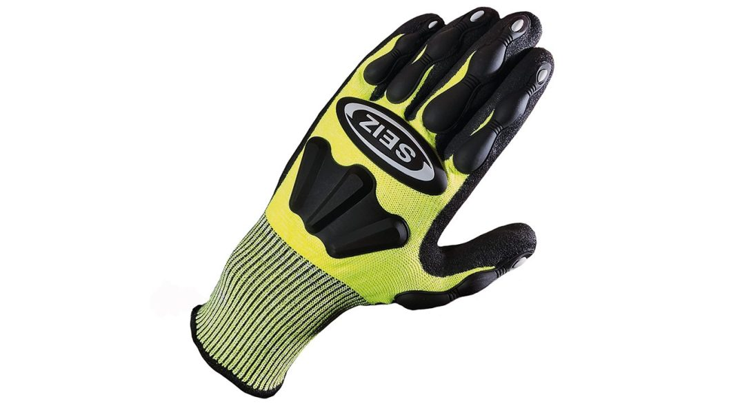The seamlessly knitted rescue glove SEIZ®Hornet convinces with best performance values.