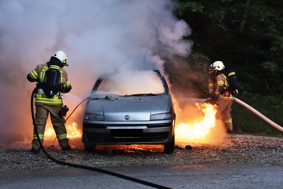 Fluorine free foam can be deployed on a wide array of incidents and fuels.